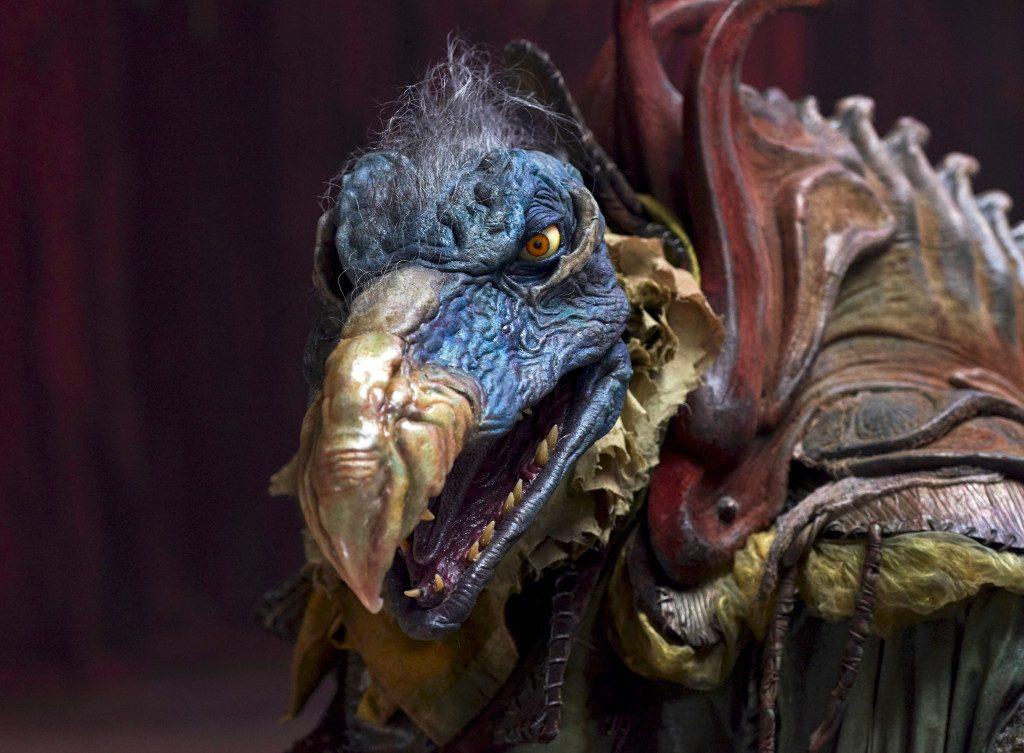 """Skeksis from """"The Dark Crystal"""""""